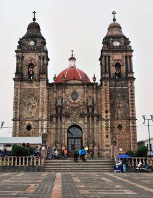 Santuario de Nuestra Señora del Buen Suceso de Santiago Tianguistenco.