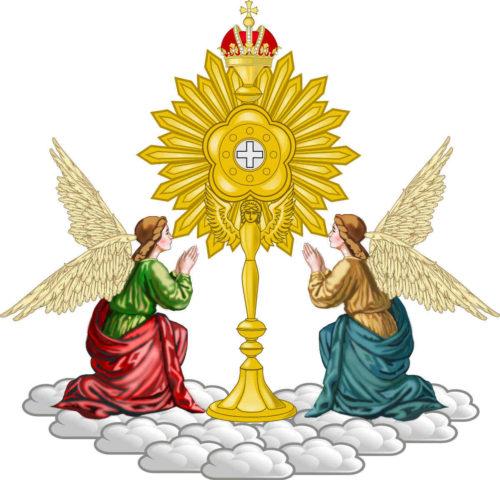 Emblema simplificado de la Iglesia Mariavita.